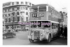 pu1158 - Manchester Bus , no 4483 , reg no NNB 293 to Exchange Stn - photograph