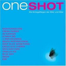 One Shot-Die Eintagsfliegen der 80er und 90er Nightcrawlers, Blue Boy, .. [2 CD]