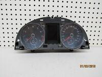 2012 2013 Volkswagen CC Speedometer Instrument Gauge Cluster 3C8920970T OEM