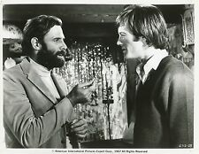 PETER FONDA BRUCE DERN ROGER CORMAN THE TRIP 1967 PHOTO ORIGINAL #4  LSD