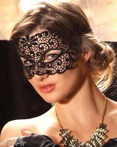 Masque dentelle fantasy / gothique/ Halloween/ soirée/ masquerade sexy lace mask