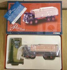 CORGI 29105 UOMO INVINCIBILE Piattaforma Carico Camion FRUTTA BOX LTD ED 0004 del 3100