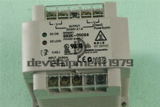 Omron S82K-05024 Power Supply 100-240VAC Input 24VDC 2.1A 50W Output
