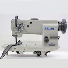 Atlas USA AT20618-1 Single Needle compound feed lockstitch machine