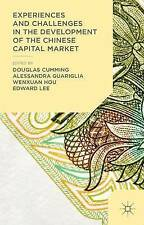 Experiences Challenges in Development Chinese Capi by Cumming Douglas -Hcover