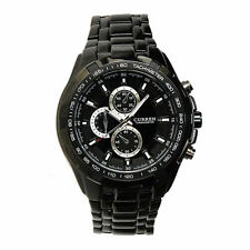 Quartz (Battery) Luxury Unbranded Watches with 12-Hour Dial