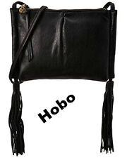 HOBO The Original Hippie Boho Leather Crossbody Shoulder Bag Fringe $118 NWT NEW