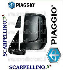 SPECCHIO SINISTRO SX PER PIAGGIO QUARGO DIESEL PIANALE FURGONE - PIAGGIO B000961