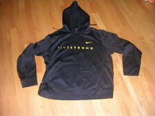 NIKE FIT THERMA LIVESTRONG L/S HOODIE SIZE L