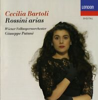 "CECILIA BARTOLI ""ROSSINI: ARIEN"" CD NEW!"