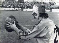 photo vintage . sport . rugby