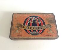 Ancienne boite en métal fer Cigarettes Egyptiennes MAROUF