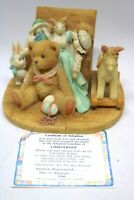 Cherished Teddies Christopher mit Zertifikat