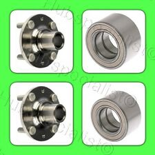 FRONT WHEEL HUB & BEARING  FOR  ACURA EL 1997-2000  LEFT OR RIGHT PAIR NEW