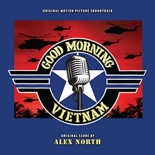 GOOD MORNING VIETNAM / OPERATION DUMBO DROP (MUSIQUE DE FILM) - ALEX NORTH (CD)