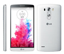 "Blanco (Europe) 5.5"" LG G3 D855 16GB 13.0MP Unlocked 4G LTE Android OS Cellphone"