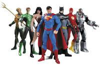 League of justice liga de la justicia superheroes coleccion figure figura 20CM