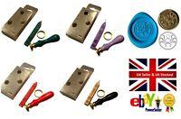 Wax Seal Starter Kit OCTOPUS, in various colours wax stamp sealing set 125