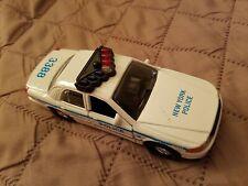 Shing Fat Huiyang Police Cruiser New York Diecast
