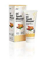 GC Tooth Mousse 1x 40g (35ml.) Recaldent -Tutti-Frutti- Geschmack