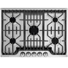 """Frigidaire FPGC3077RS 30"""" Stainless Gas 5-Burner Cooktop #22486 CLW photo"""