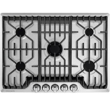 "Frigidaire FPGC3077RS 30"" Stainless Gas 5-Burner Cooktop #22486 CLW"