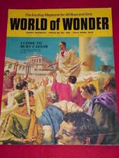 World of Wonder Children's Weekly Magazines