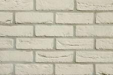 Handform-Verblender WDF BH1096 weiß Klinker Vormauersteine