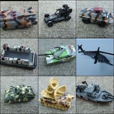 Micro Machines Vehicles Helicoper Tank You Choose