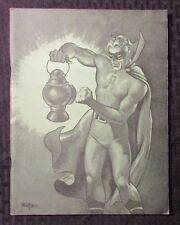 1972 RBCC Rocket's Blast Comicollector Fanzine #89 FN- Don Newton Green Lantern