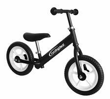 Alloy Kids Push Balance No-Pedal Bike 12""