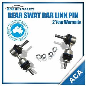 Rear Stabilizer Sway Bar Link Links For Mazda 3 BK BL Hatchback Sedan 2004~2014