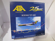 If722018-vol-Boeing 727-200 - ATA 25 Anniversary - 1:200