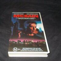 Mcbain VHS Pal Christopher Walken