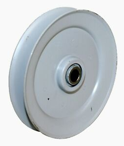 """Rotary # 733 - 4"""" V-Idler Pulley - Replaces Toro 7-0431"""