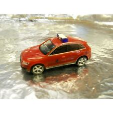 ** Herpa 904049  Audi Q5  Stuttgart Airport Fire Department 1:87 HO Scale
