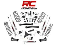 "1999-2004 Jeep WJ Grand Cherokee 4WD 4"" Rough Country Lift Kit w/N3 [698.20]"