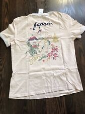 Fanclub Tiger - Japan Map T-Shirt size Large, Brand new with Tag