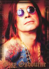 Poster : Music : Ozzy Osbourne - Black Sabbath - Free Shipping ! #Pr3175 Lc20 P
