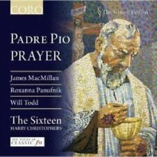 NEW Padre Pio: Prayer (Audio CD)