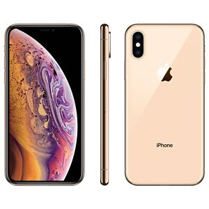 Apple iPhone XS Max - 64GB - Gold (Unlocked) A1921 (CDMA + GSM) FREE SHIPPING!