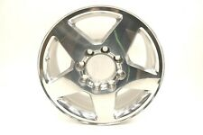 "NEW OEM GM 20"" x 8.5"" Aluminum 5 Spoke Wheel 23444101 Silverado Sierra HD 11-16"