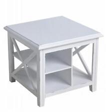 Mesas auxiliares menos de 60cm color principal blanco
