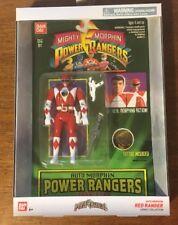 "Power Rangers Auto Mighty Morphin Jason Retro 5.5"" Figure Legacy Collection 18"