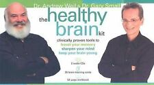 The Healthy Brain Kit: Clinically Proven Tools to Boost Your Memory, Sharpen You