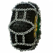 HP1748V SMALL TRACTOR/SNOW BLOWER NORDIC H PATTERN VBAR ALLOY TIRE CHAIN