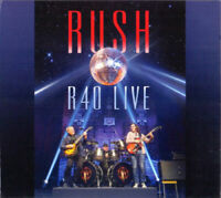 Rush - R40 Live (2015)  3CD  NEW/SEALED Gift Idea Best of Greatest Hits LIVE