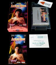 ASTRAL BOUT Super Famicom Nintendo SNES SFC Jap Good Condition WRESTLING