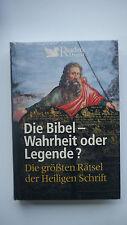 Die Bibel - Wahrheit oder Legende ? - Die größten Rätsel der.. - NEU / OVP