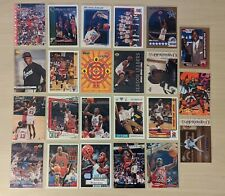 23 Michael Jordan LOT NBA Basketball Karten Upper Deck Topps Hoops Fleer